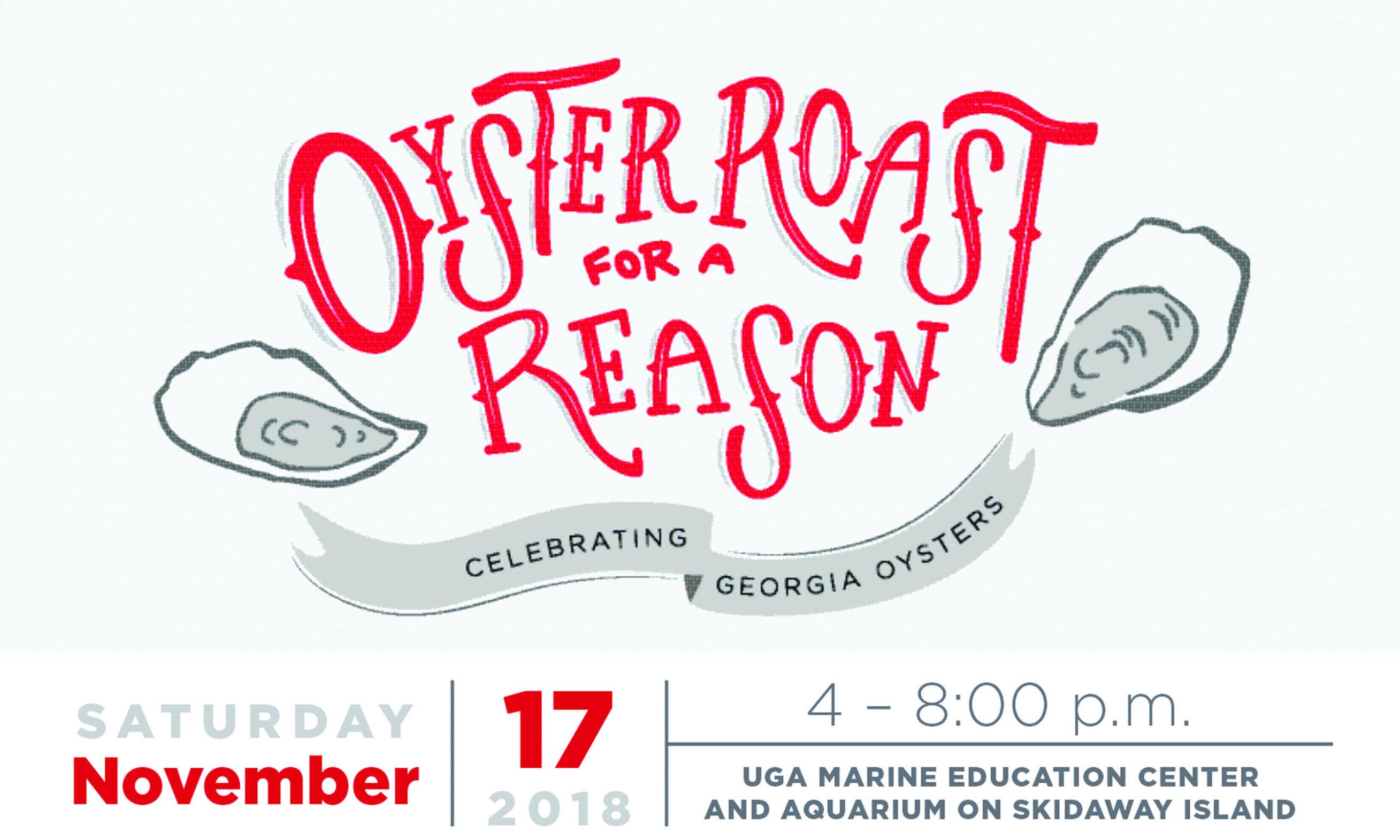 2018 Oyster Roast